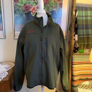 Men's Mammut Gore Tech Windstopper jacket.